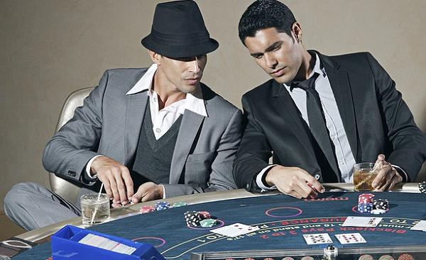 casino-style